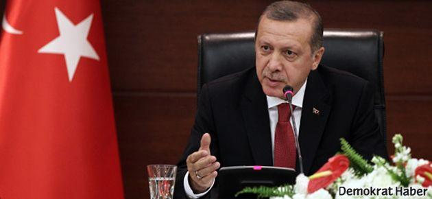 Erdoğan'dan bırakma sinyali