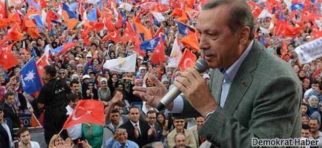 Erdoğan'dan 'duran adam' yorumu