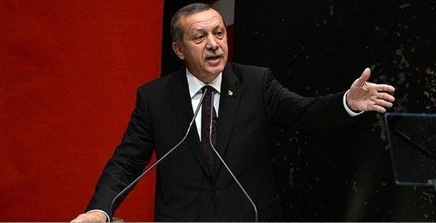 Erdoğan'dan gazetecilere: Aşağılıklar!