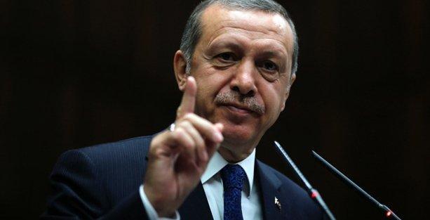 Erdoğan'dan Kobani eylemleriyle ilgili açıklama