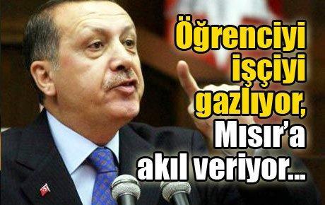 Erdoğan'dan Mübarek'e yeni mesajlar