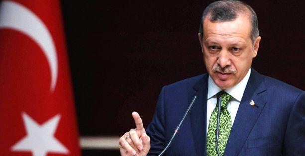 Erdoğan'ın 'Afedersiniz Ermeni diyen oldu' sözlerine suç duyurusu