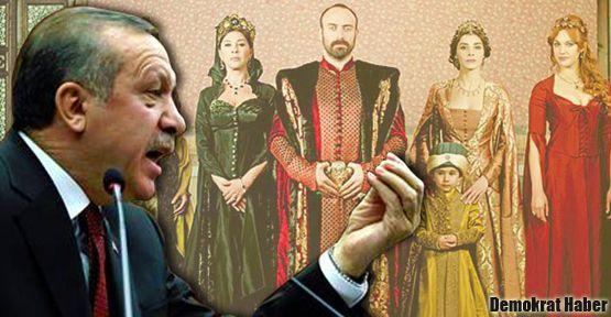 Erdoğan'ın at-avrat-silah üçlemesi ya da sansür skalası