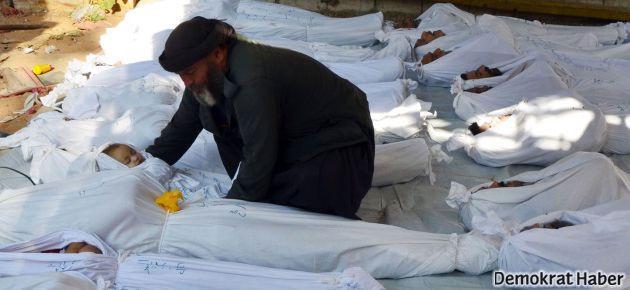 Erdoğan'ın bilgisi dahilinde Suriye'de kimyasal kullanıldı iddiası