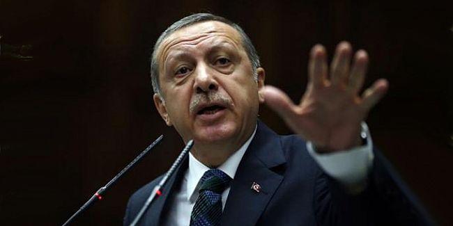 Erdoğan: Ben konu mankeni değilim!