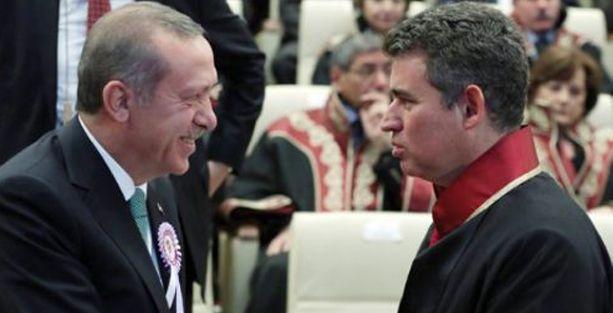 Erdoğan'ın Feyzioğlu resti Yargıtay Başkanlar Kurulu'na götürülüyor