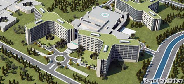 Erdoğan'ın hastane projesi işsiz bırakacak