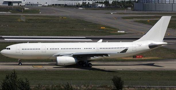 Erdoğan'ın özel uçağı ikinci güne yetişti
