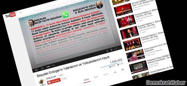 Erdoğan'ın ses kaydı Katy Perry'i geçti
