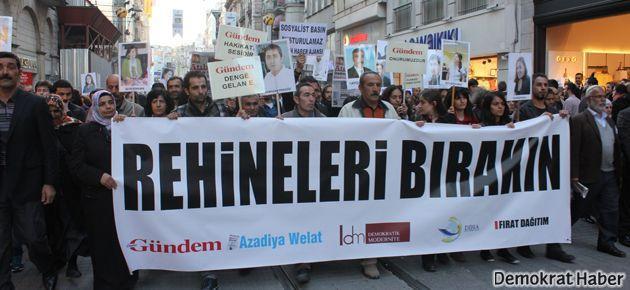 Eren Keskin: Rehineleri bırakın, barışa destek verin!