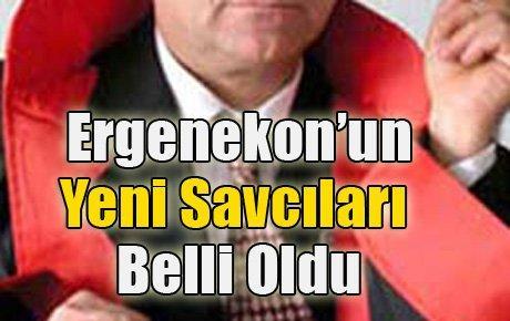 Ergenekon'da yeni savcılar kimler?