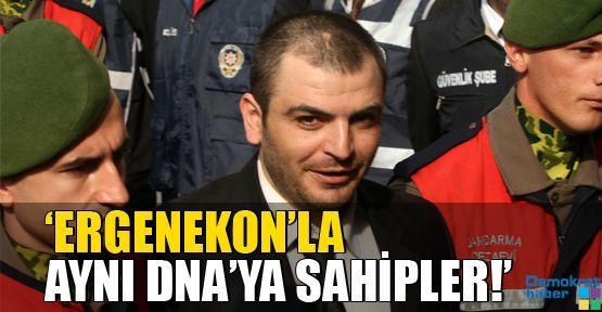 'ERGENEKON'LA AYNI DNA'YA SAHİPLER!'