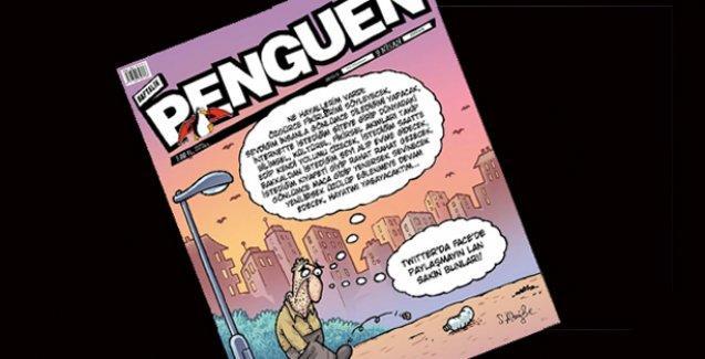 Erişim engeli Penguen'de: Twitter'da Face'de paylaşmayın lan sakın bunları!