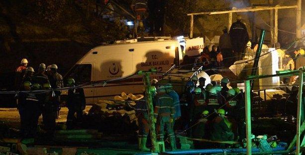 Ermenek'te 2 işçinin cesedi çıkarıldı