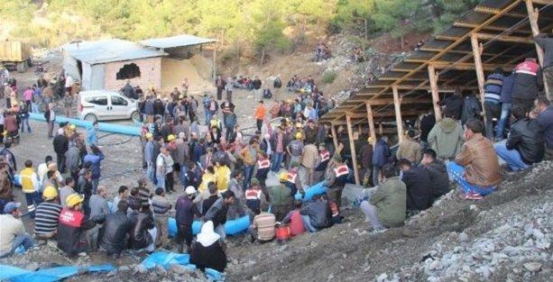 Ermenek'te kurtarma skandalı!