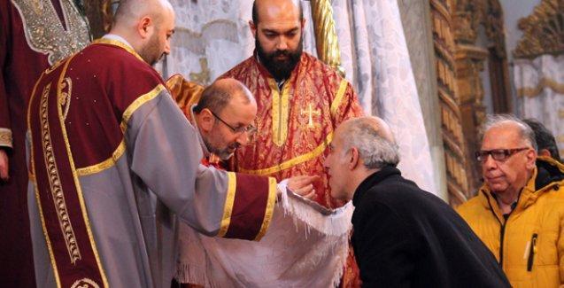 Ermeni Cemaati'nden Kayseri'de Miçing Ayini