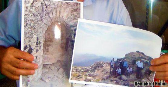 Ermeni Kilisesini tahrip edenlere suç duyurusu