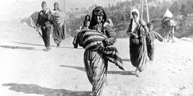 'Ermeni Soykırımı, 100 yıldır Almanların bilgisi dahilinde'