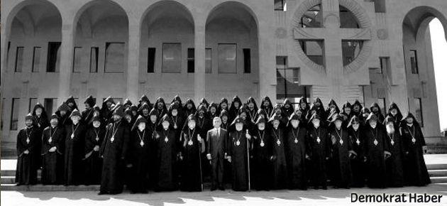 Ermeni Soykırımı kurbanları aziz ilan edilecek