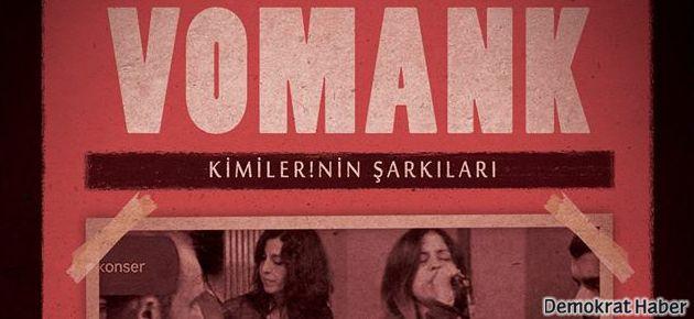 Ermenice müzikte alternatif bir grup: Vomank