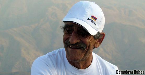 Ermeniler Sason Maruta Dağına çıktı