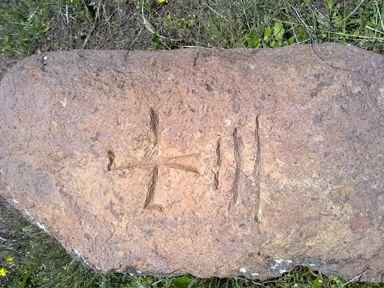 Ermeni mezarlığında define avcılığı!