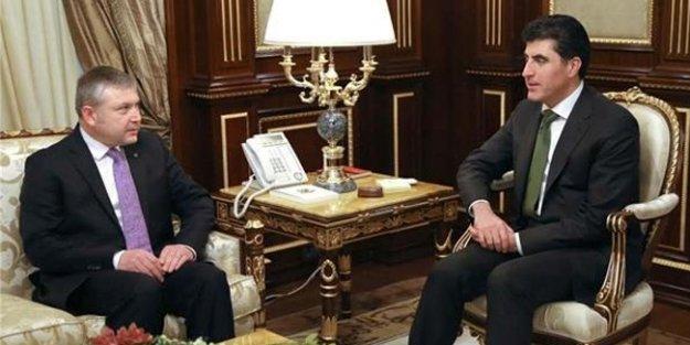 Ermenistan Erbil'de konsolosluk açıyor