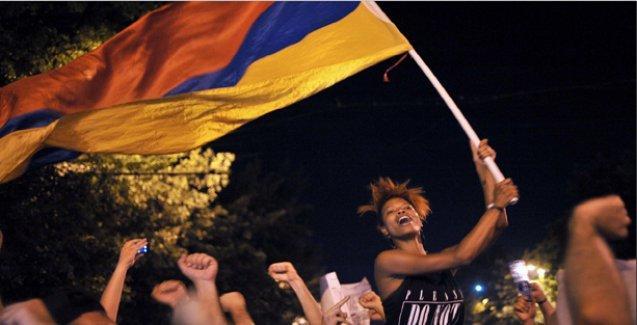 Ermenistan'daki protestolar yedinci gününde