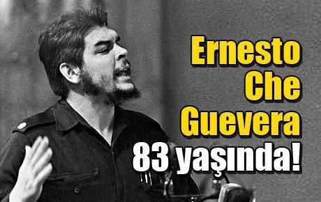 Ernesto 83 yaşında!