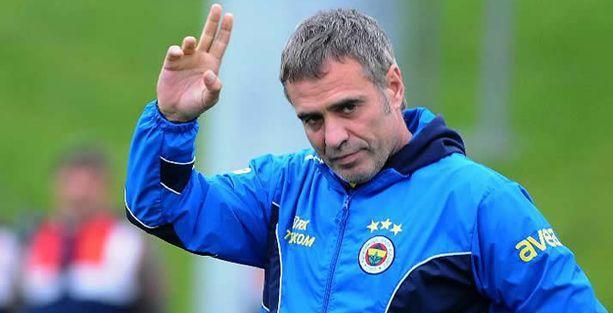 Ersun Yanal Fenerbahçe teknik direktörlüğünden istifa etti