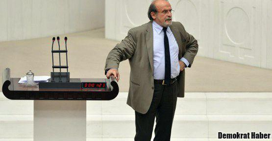 Ertuğrul Kürkçü Meclis'te gürledi