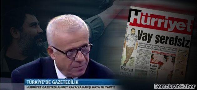 Ertuğrul Özkök'ten 'Ahmet Kaya'ya ödül' yorumu