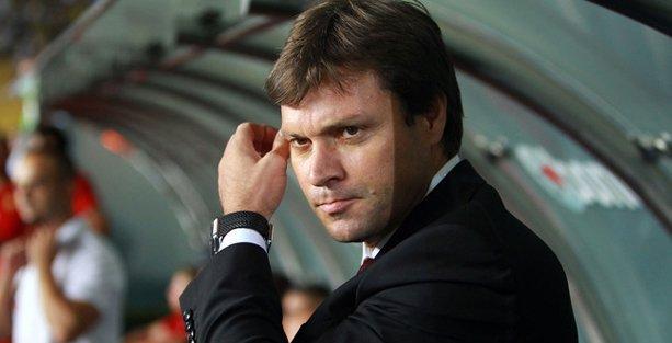 Ertuğrul Sağlam Eskişehirspor'daki görevinden istifa etti
