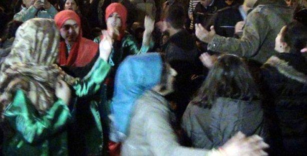 Erzurum'da Cem'de elektriklerin kasıtlı kesildiği iddiası Alevileri ayaklandırdı