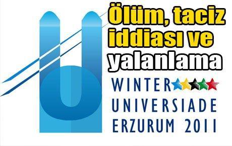 Erzurum'da taciz iddiası ve yalanlama
