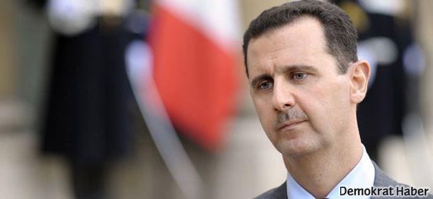 Esad, asker kaçakları için genel af ilan etti