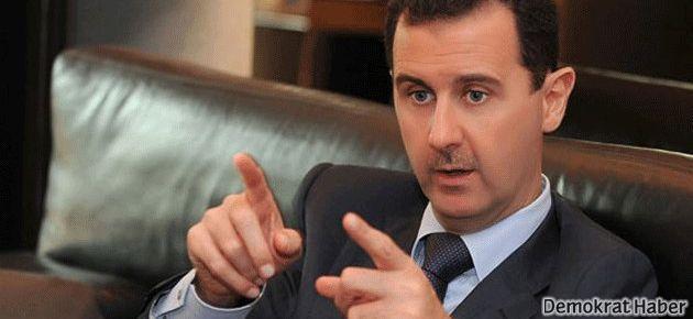 Esad: İktidarı bırakmayacağım