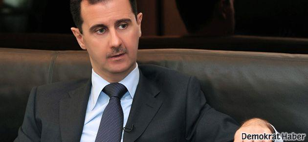 Esad: Muhalifler itiraf etti