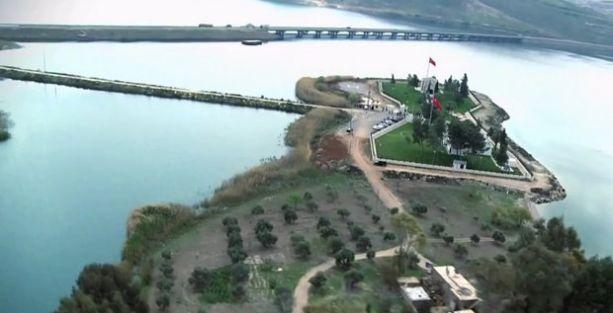 Esad'dan Kobani'ye yardım