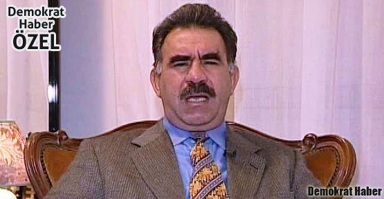 Esas mevzu Öcalan'ın yaşam şartları mı?
