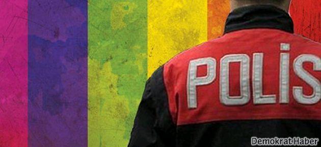 Eşcinsel polis memuru 'İffetsizlik'le suçlandı