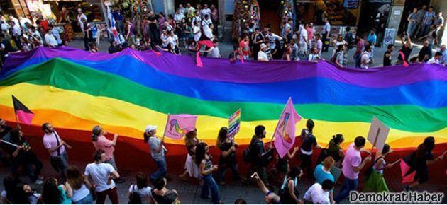 Eşcinseller demokratikleşme raporuna da giremedi