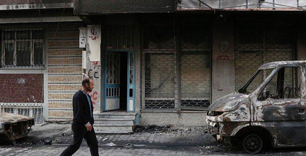 Esenyurt'ta Kürtlerin yaşadığı evler tarandı iddiası!