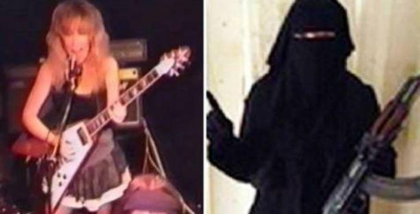 Eski rockçı IŞİD'e katıldı iddiası