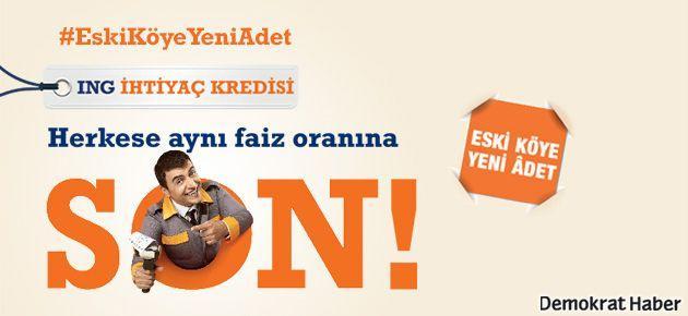#EskiKöyeYeniAdet ING'den!