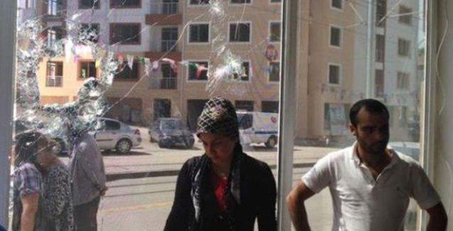 Eskişehir HDP bürosuna saldırı