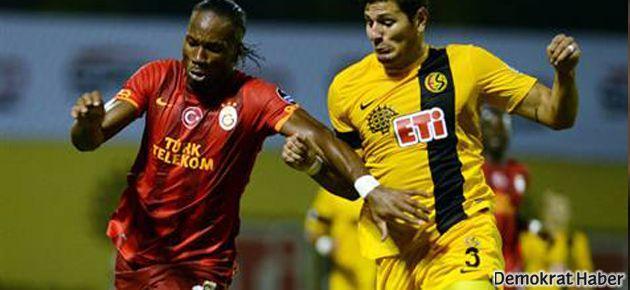 Eskişehirspor 0 - 0 Galatasaray