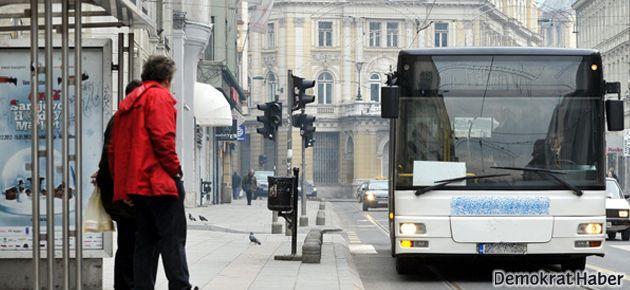 Estonya'da toplu ulaşıma ücretsiz çözüm