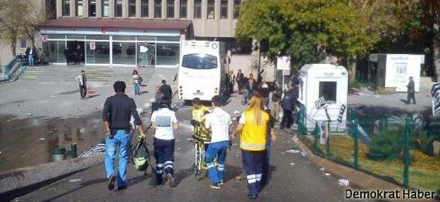 Ethem Sarısülük davasında polis saldırısı