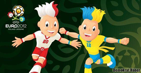 EURO 2012 Avrupa Futbol Şampiyonası bugün başlıyor